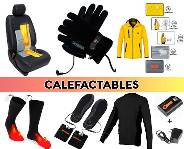 CALEFACTABLE ropa prendas accesorios