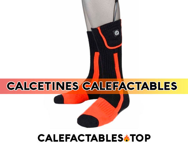 Calcetines-Calefactables