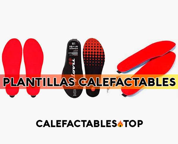 Plantillas-Calefactables