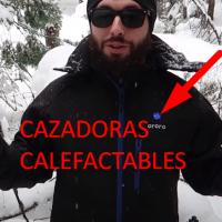 Cazadora Calefactable TERMICA CON CALEFACCION