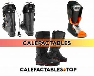 Botas-Calefactables con calefaccion
